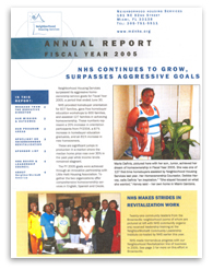 2005 NHSSF Annual Report