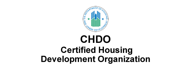 Certified Housing Development Organization logo