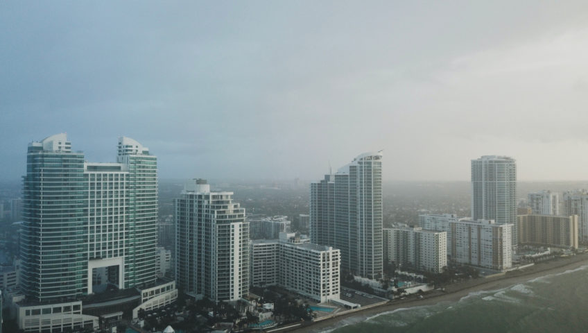 photo of the Fort Lauderdale skyline