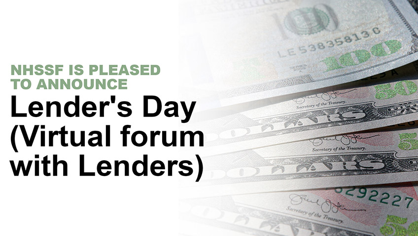 Lender's Day Virtual Forum with Lenders