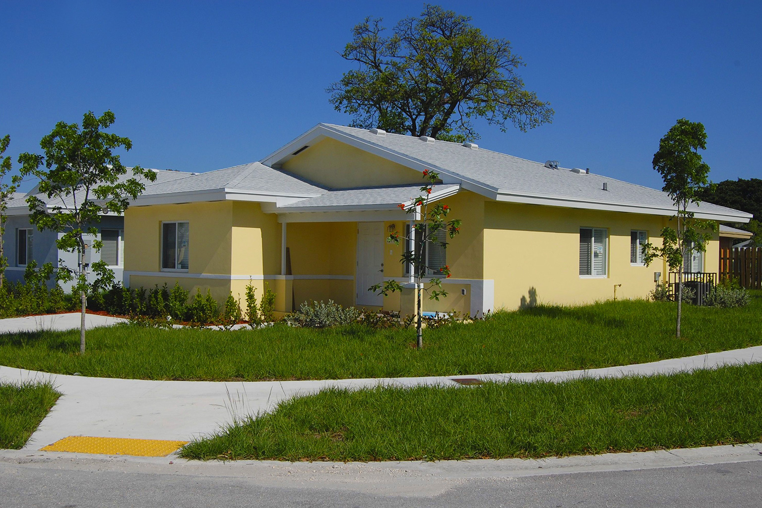 a property developed by Neighborhood Housing Services of South Florida