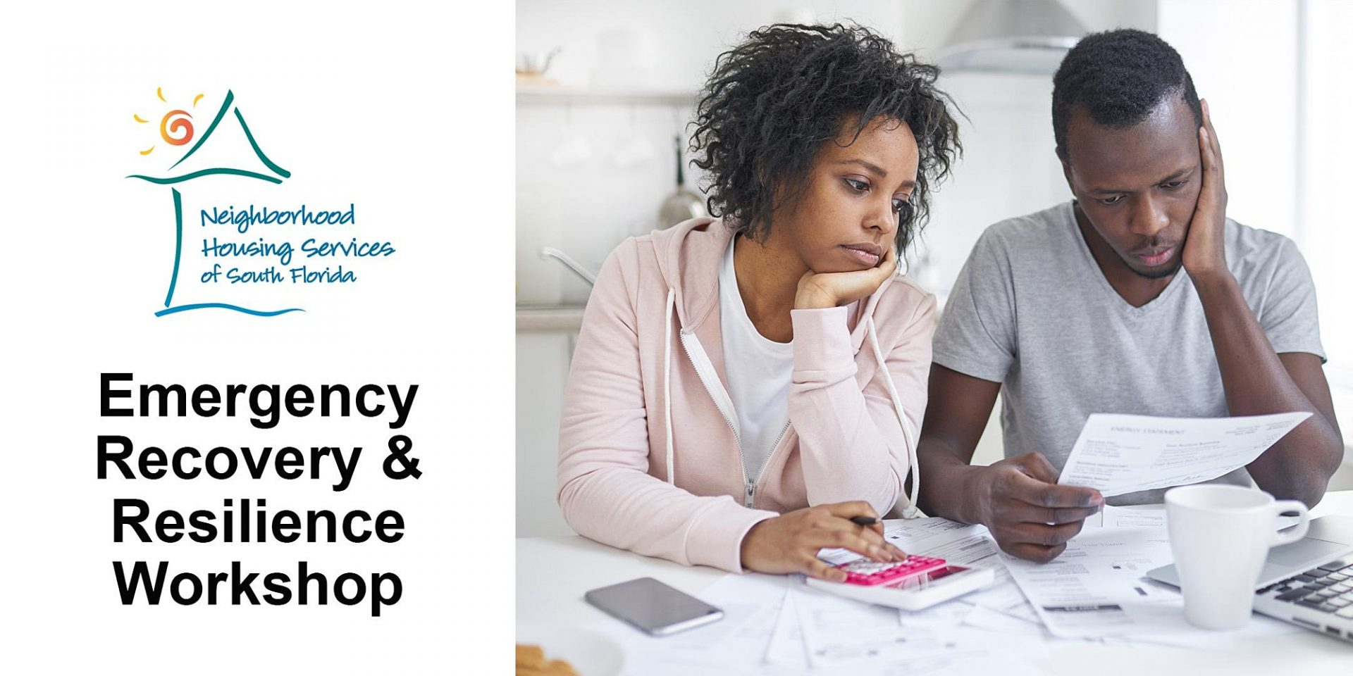 Emergency Recovery & Resilience Workshop 4/23/21 (English)