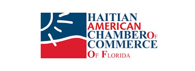 Haitian American Chamber of Commerce of Florida logo