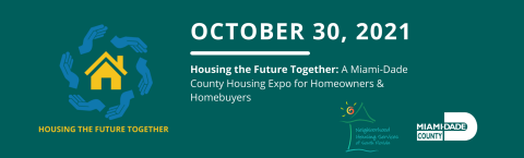 """NHSSF announces the Virtual Homeowner & Homebuyer Expo – """"Housing the Future Together""""."""